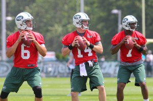NFL: New York Jets-Minicamp