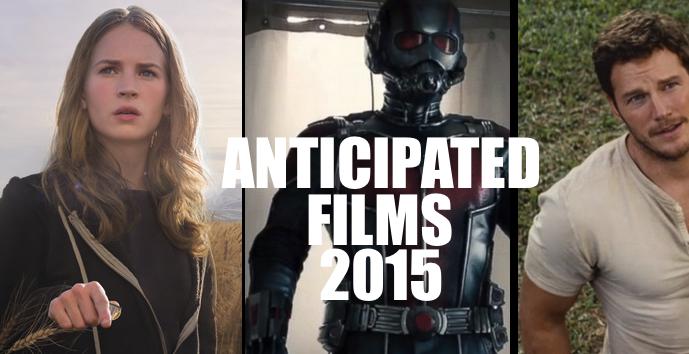 Anticipated Films
