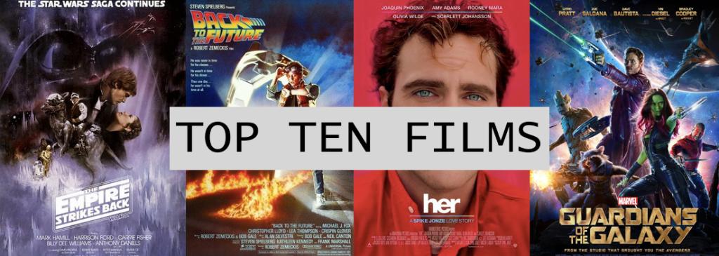 Top Ten Films