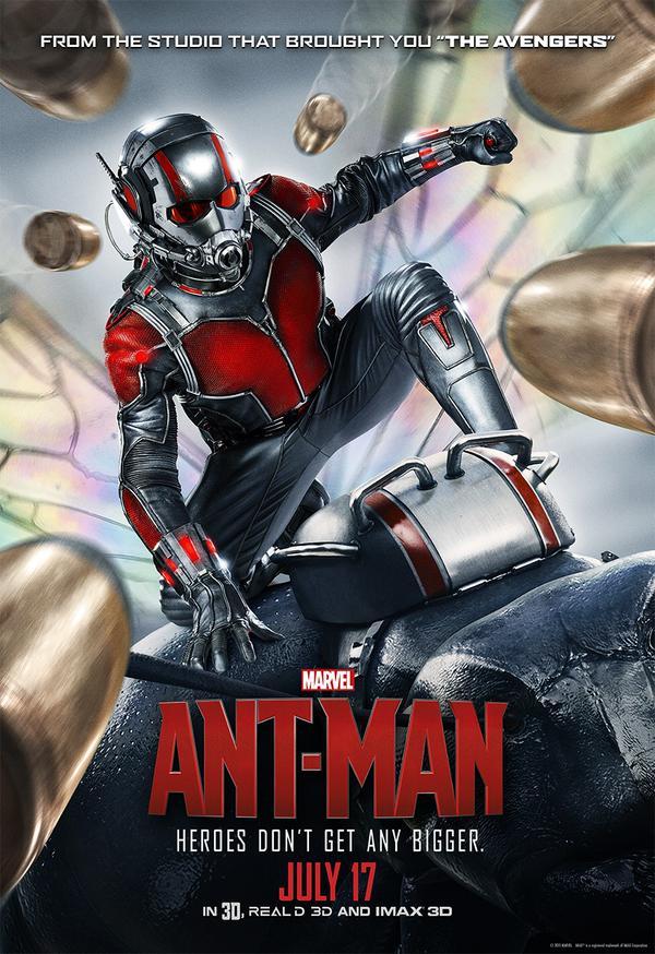 Review Ant Man 2015 I M Jeffrey Rex