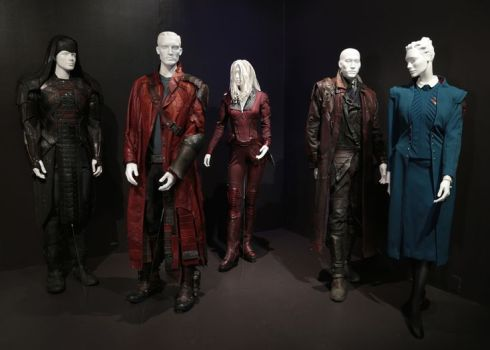 Guardians of the Galaxy Costume Design