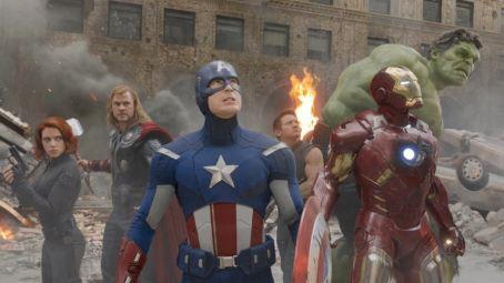 The Avengers - Group Shot