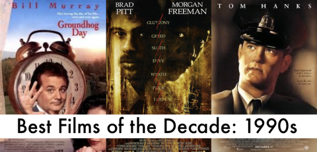 Best Films of the Deca...1990s Decade
