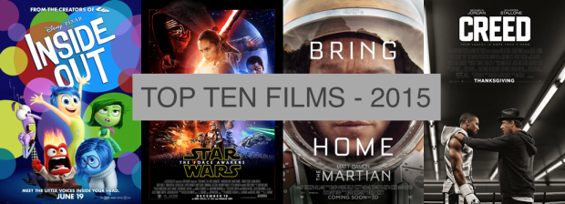 Top Ten Films 2015