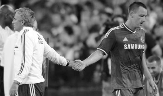 Jose and Terry - Past?
