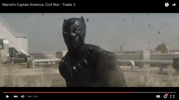Civil War Trailer - 4