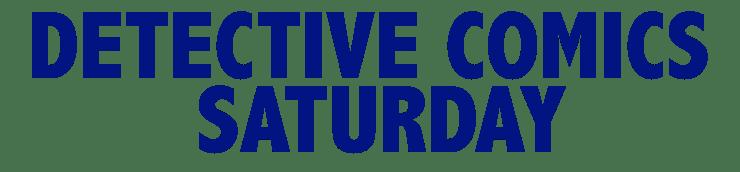 DC Saturday - Rebirth