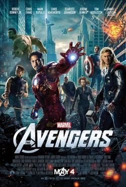 Marvel's The Avengers - Poster
