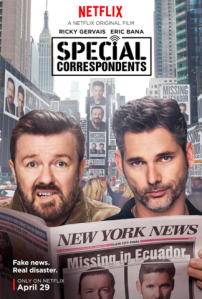 Special_Correspondents release poster
