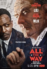 All The Way - HBO - Poster