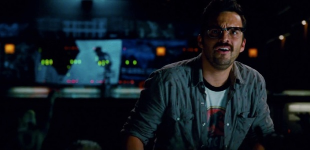 Jake Johnson as Lowery