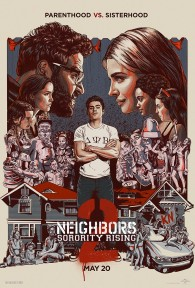 Neighbors 2 Poster - Universal