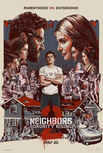 Neighbors 2 Poster - Universal