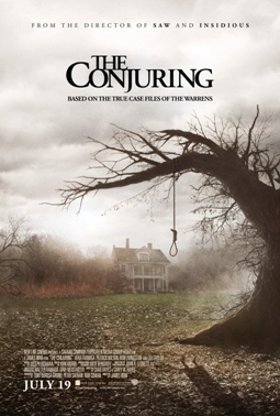 Conjuring 1 poster