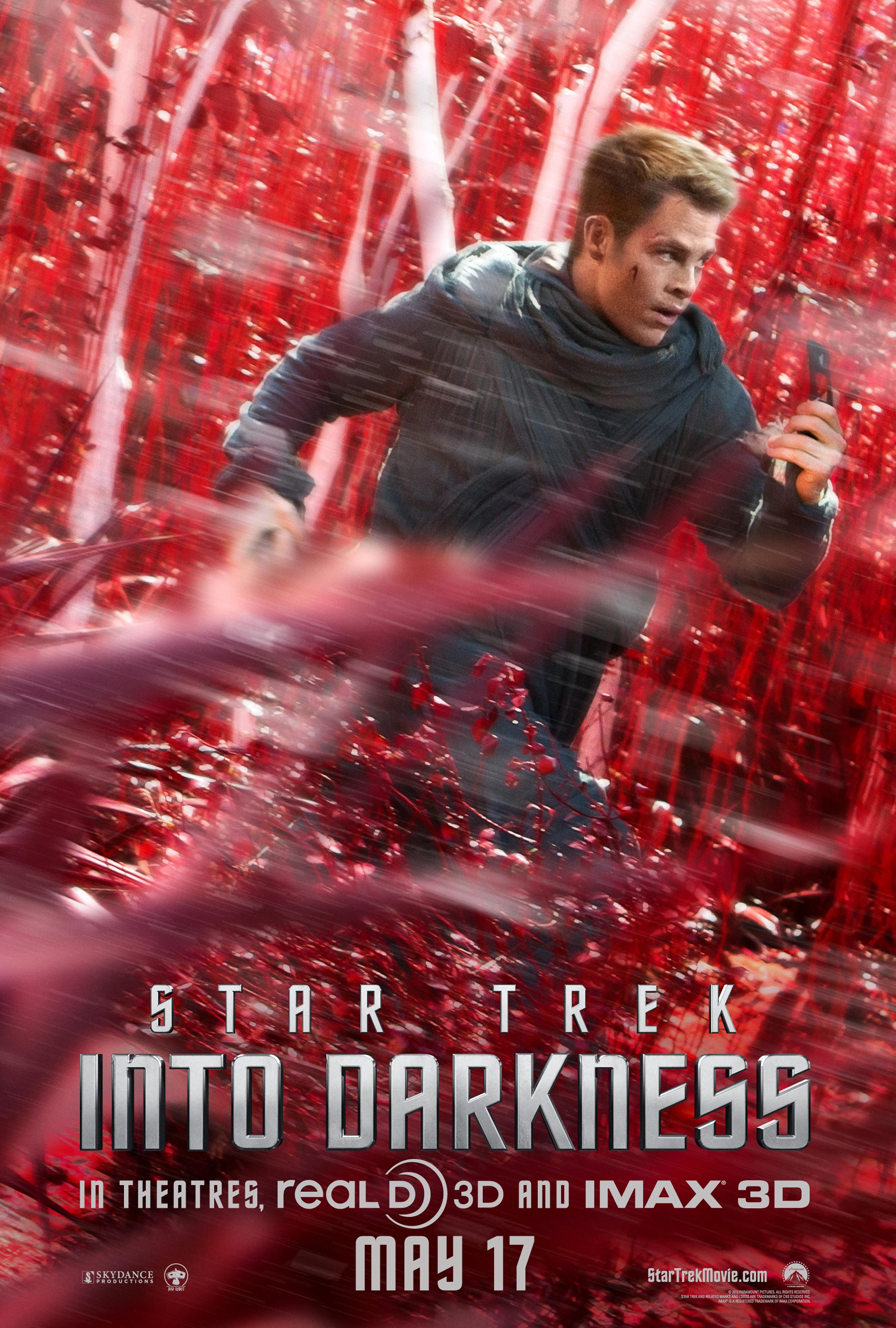 Review Star Trek Into Darkness 2013 I M Jeffrey Rex