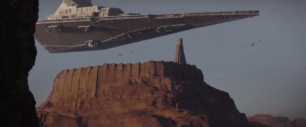 Rogue One Screenshot 1