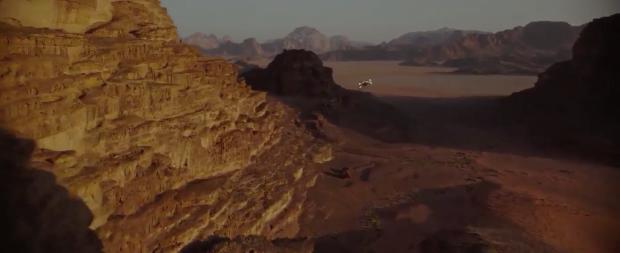 Rogue One - Screenshot landscape