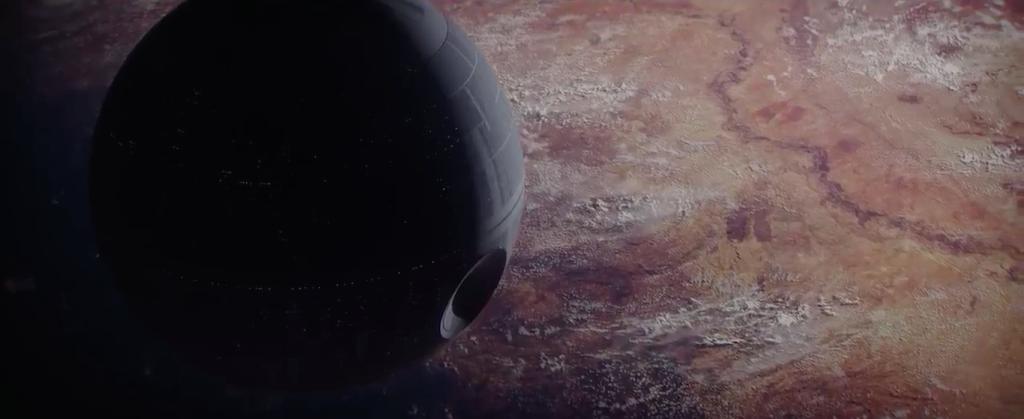 Rogue One - Death Star - Screenshot