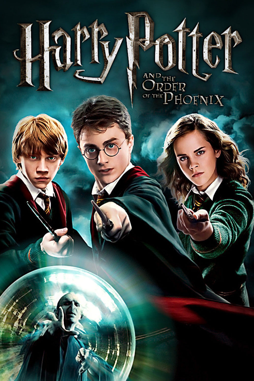 Retro Review Harry Potter And The Order Of The Phoenix 2007 I M Jeffrey Rex
