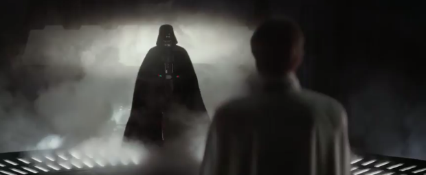Vader + Krennic