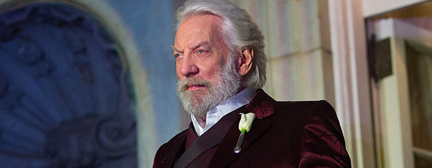 President Snow - The Hunger Games - Lionsgate