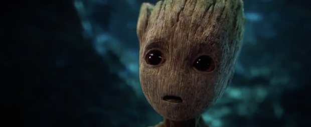 Adorable Baby Groot