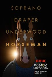 BoJack Horseman - Season Three - Netflix