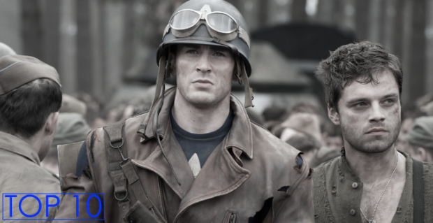 'Captain America: The First Avenger,' Paramount Pictures