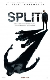 Theatrical Release Poster - Split