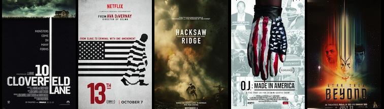 Paramount Pictures; Netflix; Summit Entertainment; ESPN Films; Paramount Pictures.