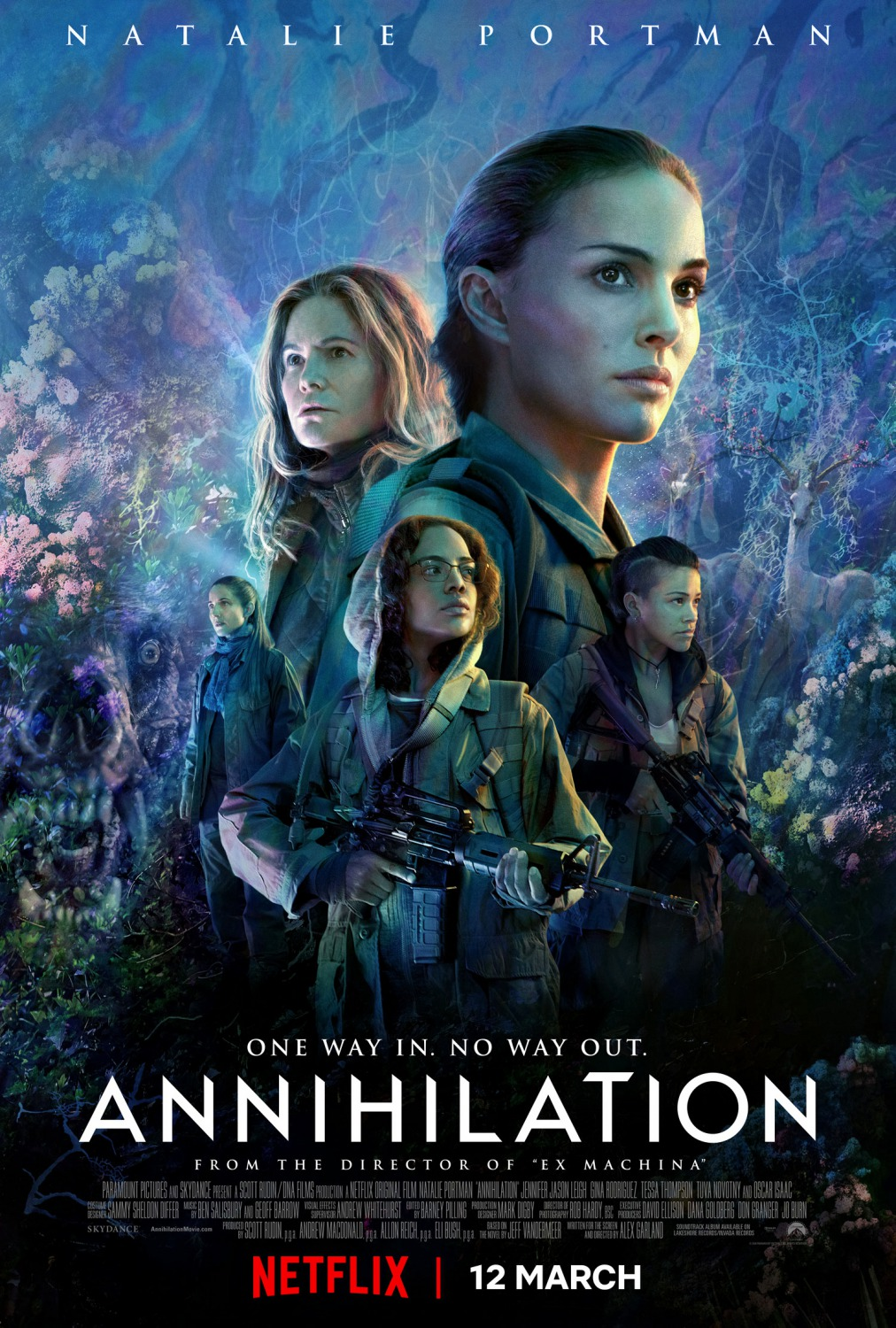 REVIEW: ANNIHILATION (2018) – I'm Jeffrey Rex