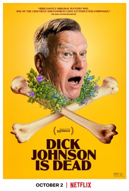 Dick Johnson Documentary Poster