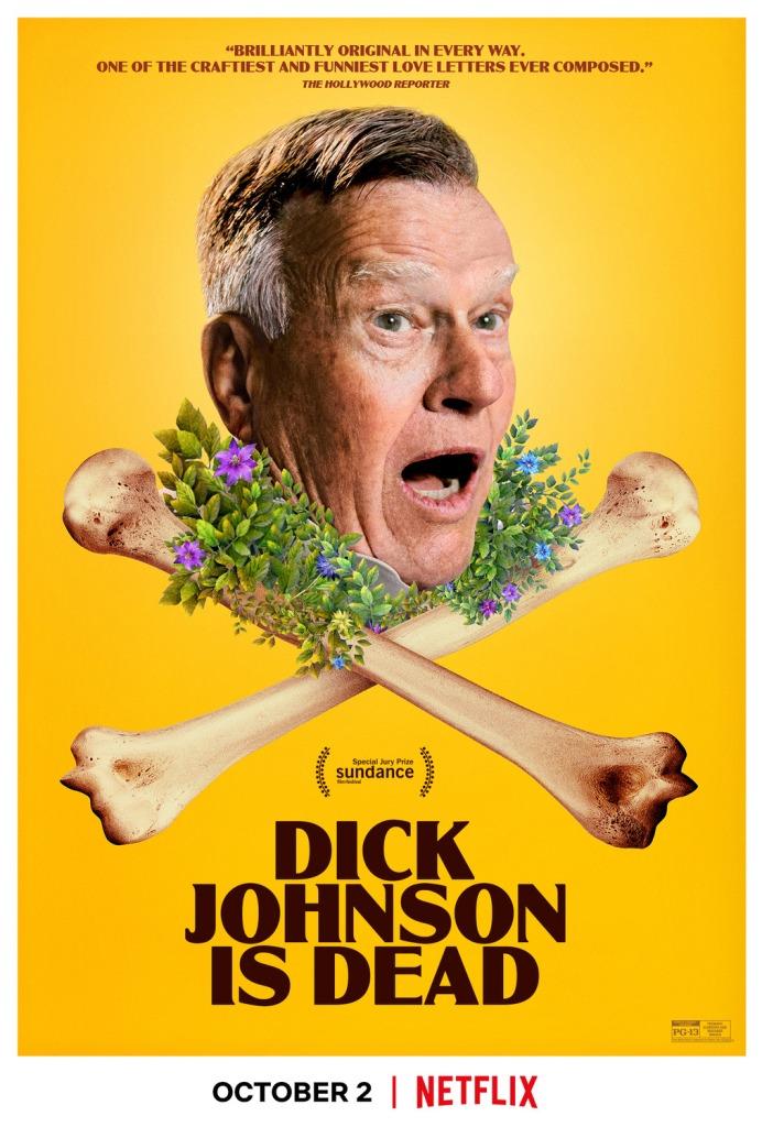 Dick Johnson Documentary Poster
