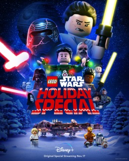 Film Poster - Lego Star Wars
